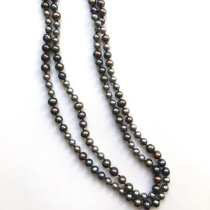 "Jewelry - New 34"" Freshwater Pearl Necklace"